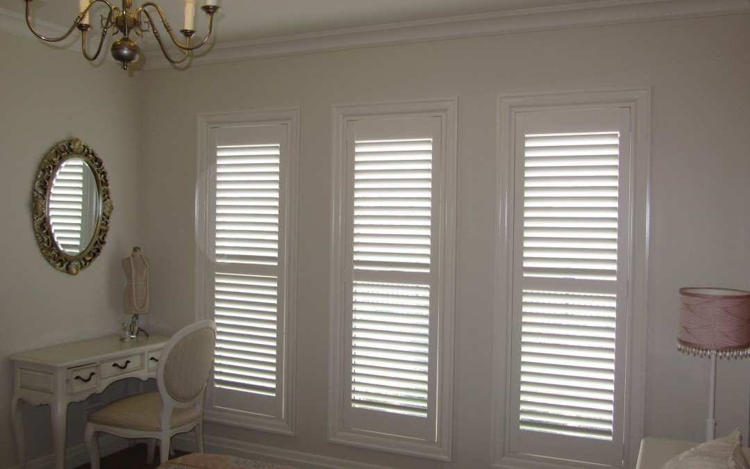 Plantation Shutters: The ultimate upgrade.